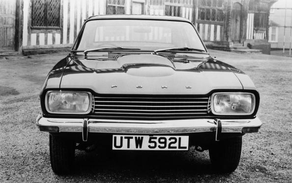 Rectangle「Ford Capri」:写真・画像(13)[壁紙.com]