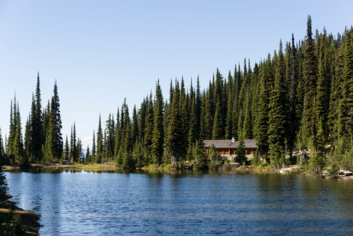 British Columbia「Balsam Lake」:スマホ壁紙(1)