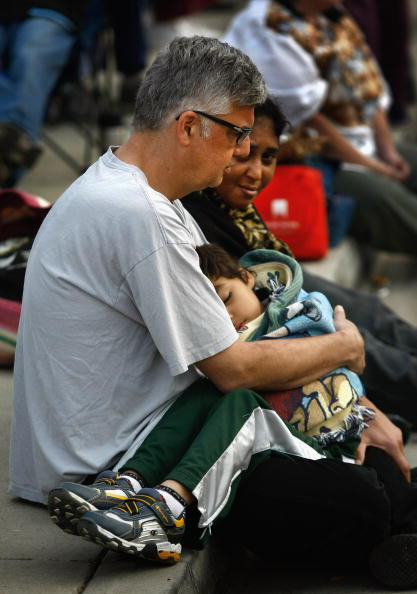 John Moore「Thousands Receive Free Medical Treatment At The Forum In Los Angeles」:写真・画像(19)[壁紙.com]