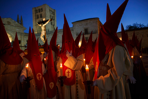 Pablo Blazquez Dominguez「Holy Week Processions Are Held In Zamora」:写真・画像(16)[壁紙.com]