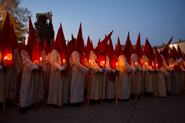 Pablo Blazquez Dominguez「Holy Week Processions Are Held In Zamora」:写真・画像(13)[壁紙.com]