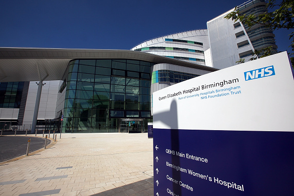 Birmingham - England「New £545 Million Super Hospital Opens Its Doors To Its First Patients」:写真・画像(0)[壁紙.com]