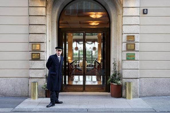 Hotel「Beckham-Mania Heads To Milan」:写真・画像(0)[壁紙.com]