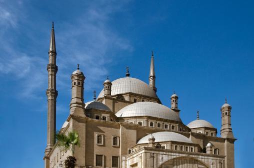 Alabaster「Mosque of Muhammad Ali Pasha or Alabaster Mosque.」:スマホ壁紙(5)