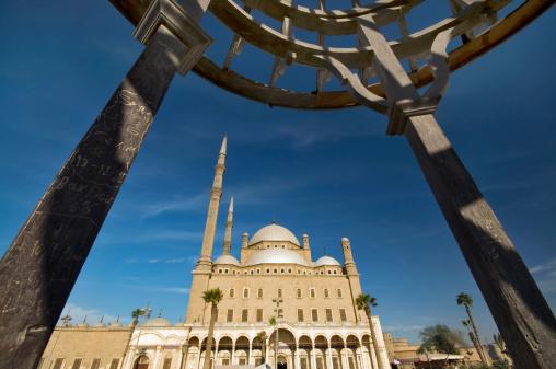 Alabaster「Mosque of Muhammad Ali Pasha or Alabaster Mosque.」:スマホ壁紙(6)