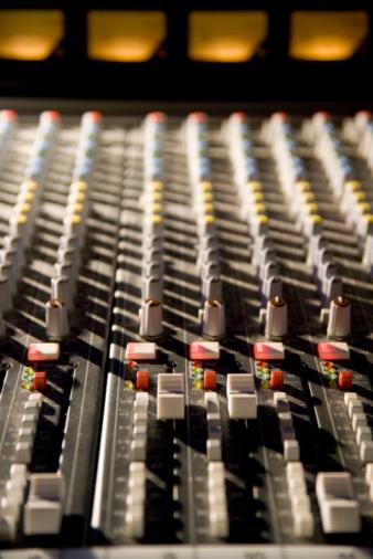 Rock Music「Soundboard at rock concert」:スマホ壁紙(14)