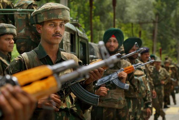 Army Soldier「Daily Life In Srinagar」:写真・画像(7)[壁紙.com]