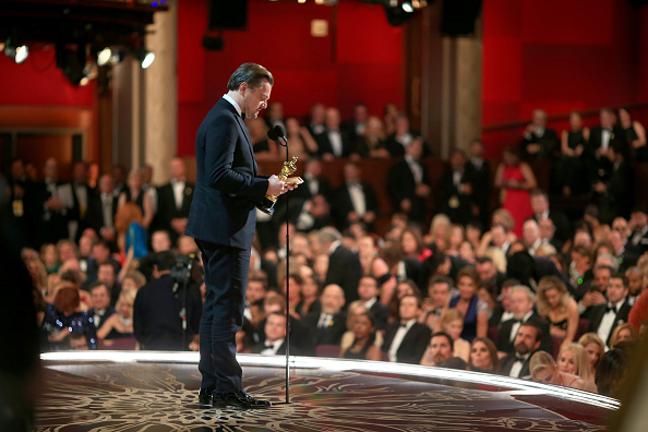 Winning「88th Annual Academy Awards - Backstage And Audience」:写真・画像(11)[壁紙.com]