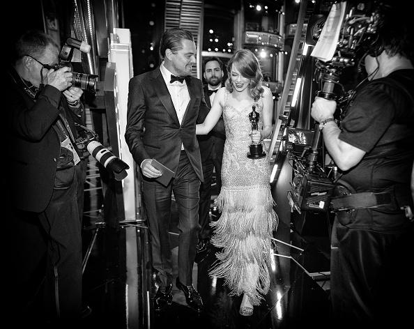 Emma Stone「89th Annual Academy Awards - Backstage」:写真・画像(2)[壁紙.com]