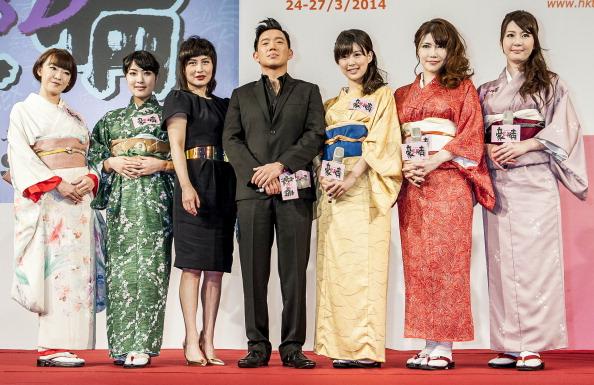 Japan「Hong Kong International Film Festival 2014」:写真・画像(11)[壁紙.com]