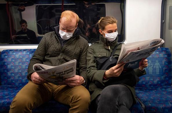 UK「London Closes Dozens Of Tube Stations Amid Efforts To Curb Coronavirus」:写真・画像(2)[壁紙.com]