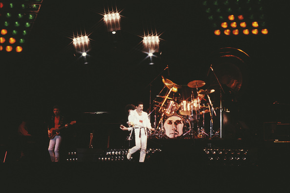 Rock Music「Queen In Concert」:写真・画像(13)[壁紙.com]