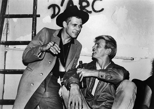 Rock Music「David Bowie Drinks With Paul Simonon 」:写真・画像(11)[壁紙.com]
