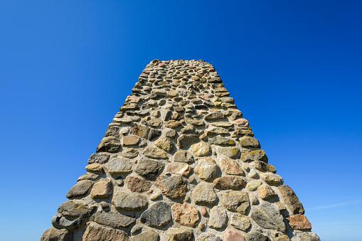 Danish Culture「Bricked Stone Pillar of Monument」:スマホ壁紙(17)