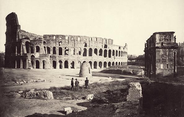 Black And White「Roman Colosseum」:写真・画像(8)[壁紙.com]