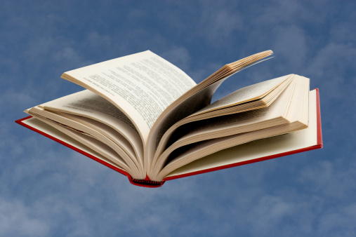 Flying「Flying Book」:スマホ壁紙(14)