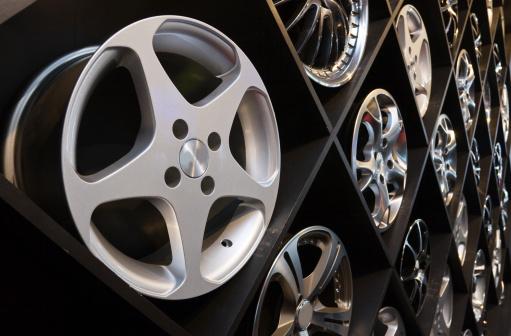 Motor Vehicle「Alloy wheel」:スマホ壁紙(6)
