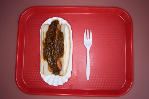 Vanity「Hot dog on a fast food tray」:スマホ壁紙(13)