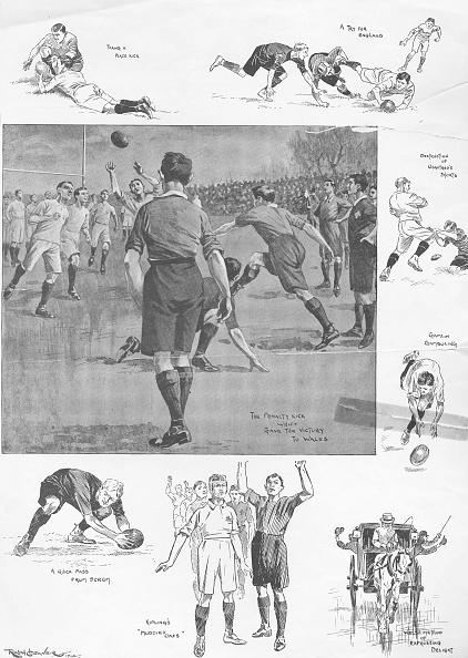 1900-1909「England V Wales」:写真・画像(1)[壁紙.com]