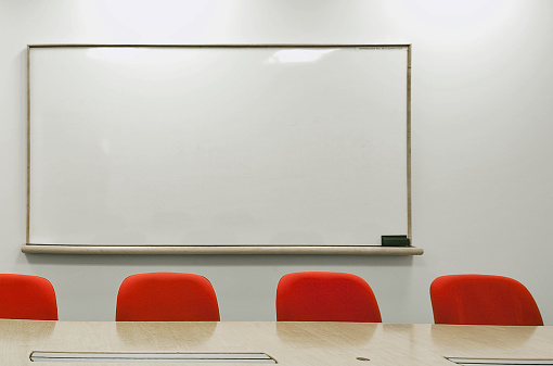 Whiteboard - Visual Aid「dry erase board and conference chairs」:スマホ壁紙(14)