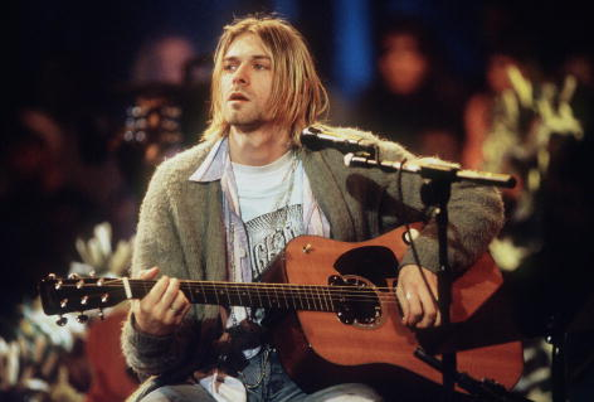 1990-1999「MTV Unplugged: Nirvana」:写真・画像(8)[壁紙.com]