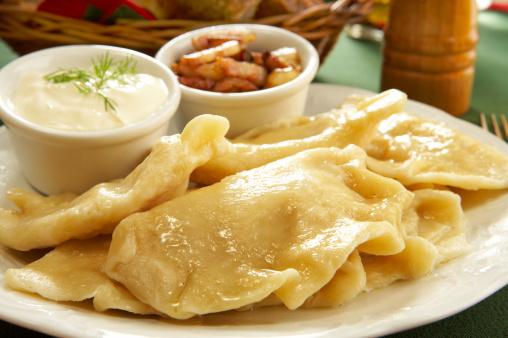 Dumpling「Polish pierogies」:スマホ壁紙(4)