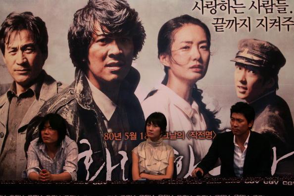 "Lee Yo「""May 518"" Press Conference & Premiere」:写真・画像(9)[壁紙.com]"