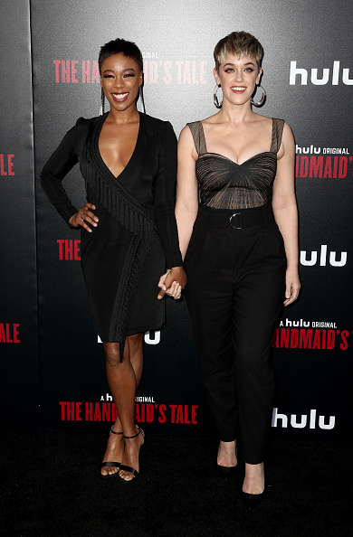 "Mann Theaters「Premiere Of Hulu's ""The Handmaid's Tale"" Season 2 - Red Carpet」:写真・画像(6)[壁紙.com]"