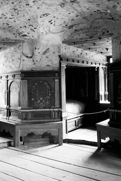 Wood Paneling「Room In Gripsholm Castle」:写真・画像(11)[壁紙.com]