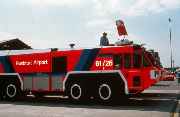 Brigade「Streik Flughafen Frankfurt」:写真・画像(16)[壁紙.com]