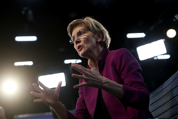 Democracy「Democratic Presidential Candidates Participate In First Debate Of 2020 Election Over Two Nights」:写真・画像(15)[壁紙.com]