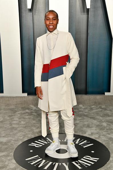 White Color「2020 Vanity Fair Oscar Party Hosted By Radhika Jones - Arrivals」:写真・画像(8)[壁紙.com]