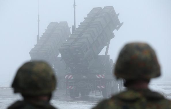 Patriotism「Germany To Send Patriot Missiles To Turkey」:写真・画像(19)[壁紙.com]