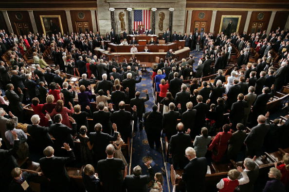 General View「110th U.S. Congress Is Sworn In」:写真・画像(9)[壁紙.com]