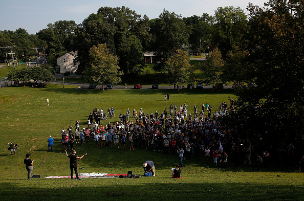 Washington Park「Charlottesville Marks First Anniversary Of Deadly Rally」:写真・画像(11)[壁紙.com]