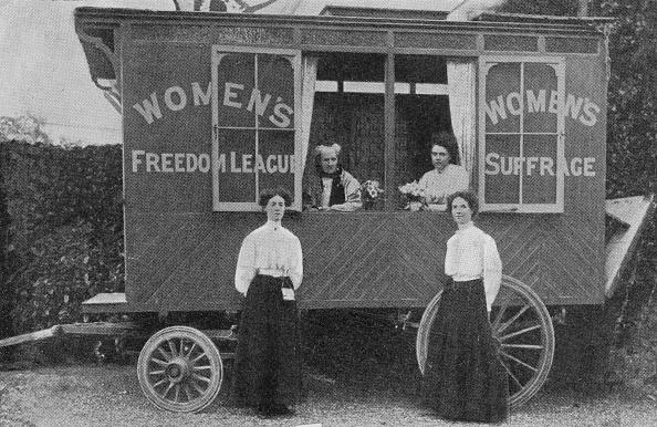 Organized Group「Women's Freedom League」:写真・画像(8)[壁紙.com]
