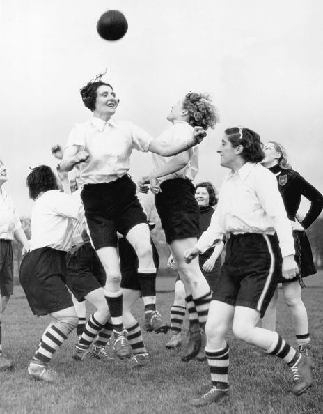 Women's Soccer「Preston Ladies」:写真・画像(2)[壁紙.com]