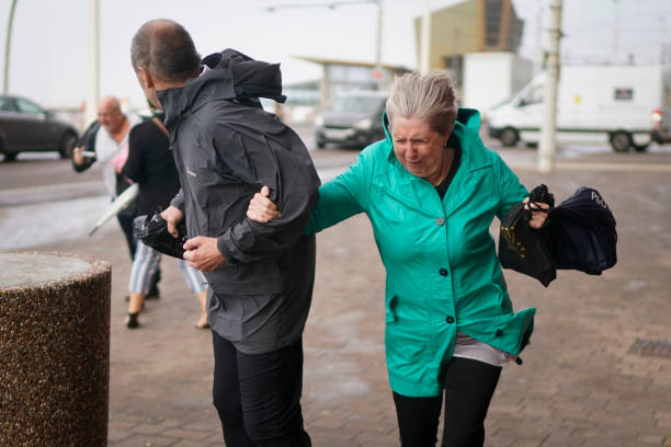 Storm Ali Makes Landfall On The British Coast:ニュース(壁紙.com)