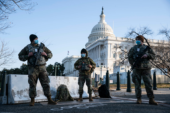 Capitol Hill「Capitol Hill Security On High Alert After Reports Of Possible Violence From QAnon Conspiracists」:写真・画像(2)[壁紙.com]
