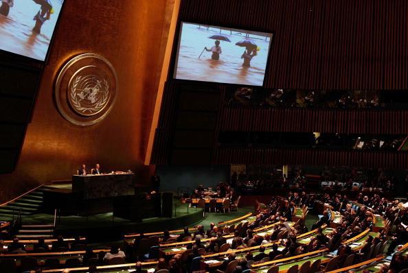 United Nations「UN Hosts High-Level Climate Change Meeting」:写真・画像(18)[壁紙.com]
