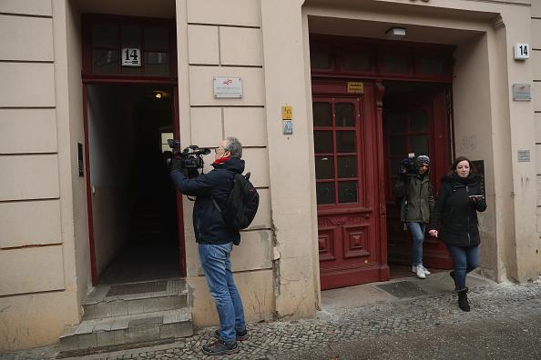 2016 Berlin Christmas Market Attack「Anis Amri Trail Leads To Berlin Salafists」:写真・画像(7)[壁紙.com]