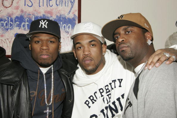 Tony Yayo「50 Cent And Lloyd Banks Host Holiday Shopping For The Homeless」:写真・画像(3)[壁紙.com]