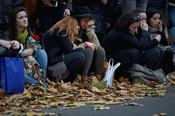 Paris - France「Tensions Run High In France As The Nation Mourns」:写真・画像(8)[壁紙.com]