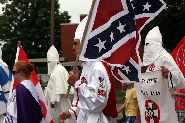 Southern USA「Ku Klux Klan Holds Annual Gathering In Tennessee」:写真・画像(10)[壁紙.com]