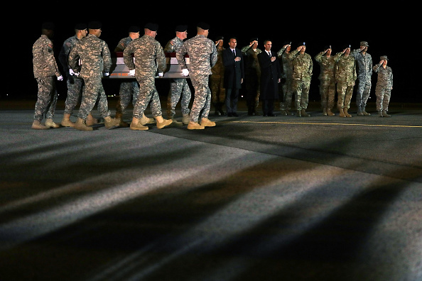 Daniel Gi「Remains Of 3 Special Forces Soldiers Killed At Jordanian Air Base Returned To U.S.」:写真・画像(19)[壁紙.com]