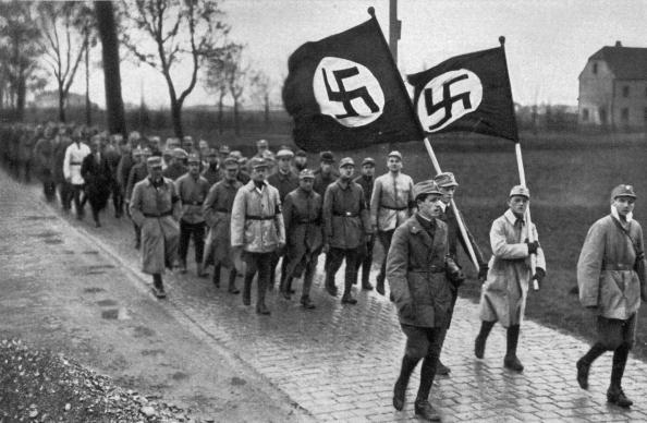 Nazism「Training March」:写真・画像(0)[壁紙.com]
