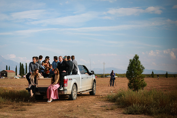 Mexico「Funerals Are Held For American Mormons Killed In Ambush In Northern Mexico」:写真・画像(10)[壁紙.com]