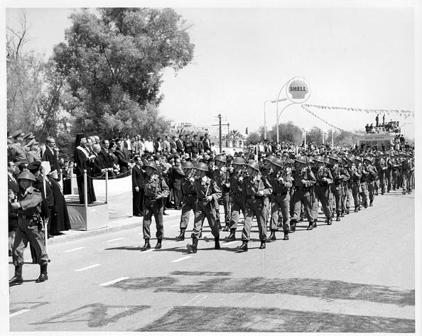 Republic Of Cyprus「EOKA DAY CELEBRATIONS」:写真・画像(10)[壁紙.com]