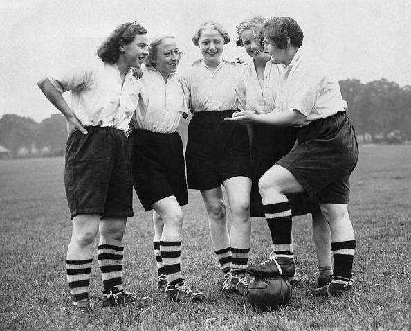 Women's Soccer「Preston Women Footballers」:写真・画像(4)[壁紙.com]