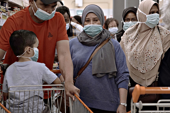 Natural Disaster「Malaysia Under Lockdown As The Coronavirus Continue To Spread」:写真・画像(15)[壁紙.com]